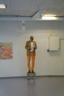 Opening speech by Trond lohne